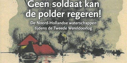 Lezing:  Noord-Hollandse waterschappen tijdens WOII