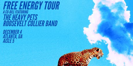 The Heavy Pets and Roosevelt Collier Band tickets