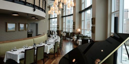 Financial Services Happy Hour and Dinner at Halls Chophouse