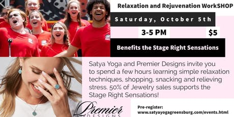 Relaxation and Rejuvenation WorkSHOP tickets