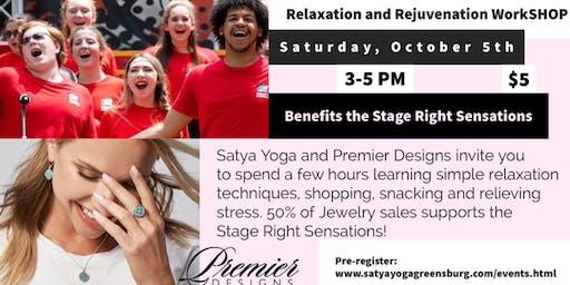 Relaxation and Rejuvenation WorkSHOP