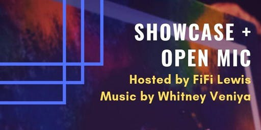 WAVCTRL SHOWCASE + OPEN MIC // OCTOBER