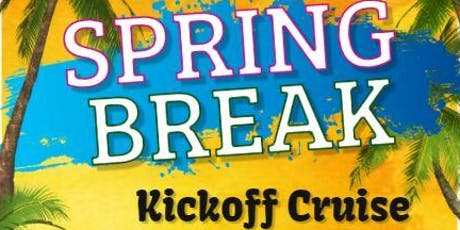 2020 Spring Break Kickoff Cruise tickets