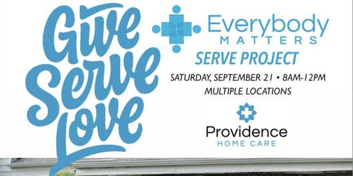 Everybody Matters - Serve Project