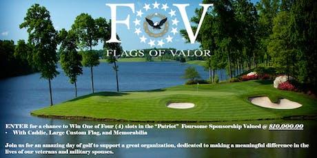 Flags of Valor Golf Tournament - Robert Trent Jones Golf Club tickets