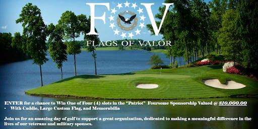 Flags of Valor Golf Tournament - Robert Trent Jones Golf Club