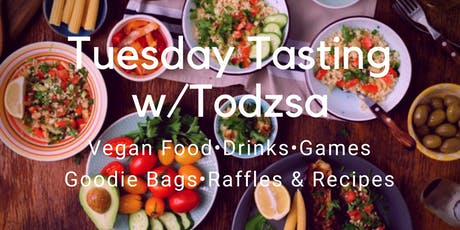 Tuesday Tasting w/Todzsa tickets