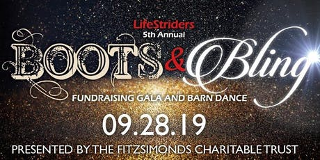 Boots & Bling Fundraising Gala and Barn Dance tickets