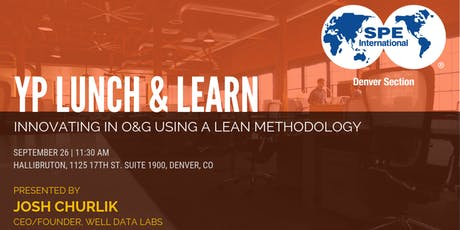 SPE YP - September Lunch & Learn tickets