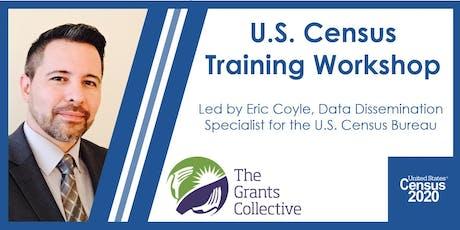 U.S. Census Training Workshop tickets