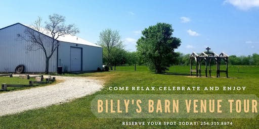 Billy's Barn Venue Tour