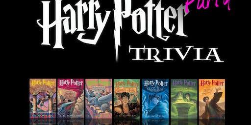 Harry Potter (Book) Trivia  + Costume Contest