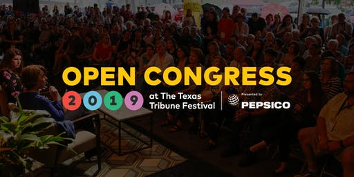 Open Congress at The Texas Tribune Festival