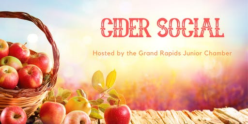 Cider Social hosted by the GR Junior Chamber
