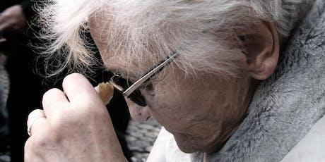 Curso para Cuidadores de Idosos na Doença de Alzheimer ingressos