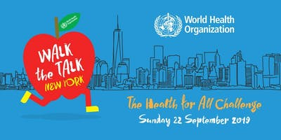 Walk the Talk New York: The Health for All Challenge
