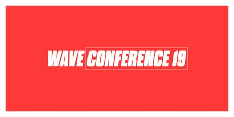 Wave Conference 19 ingressos