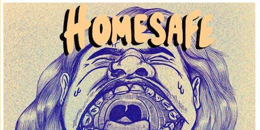 Homesafe w/ Kayak Jones, Young Culture, Keep Flying