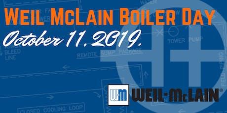 Hedrick Associates & Weil McLain Octoberfest Boiler Day tickets
