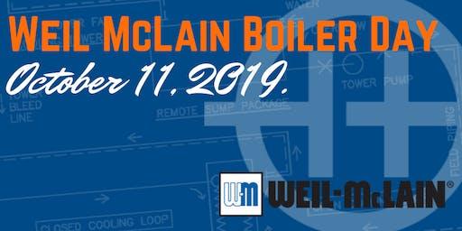 Hedrick Associates & Weil McLain Octoberfest Boiler Day