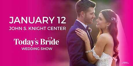 Today's Bride Jan 12th Akron Bridal Show tickets