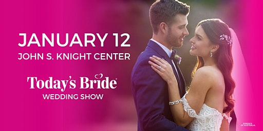Today's Bride Jan 12th Akron Bridal Show