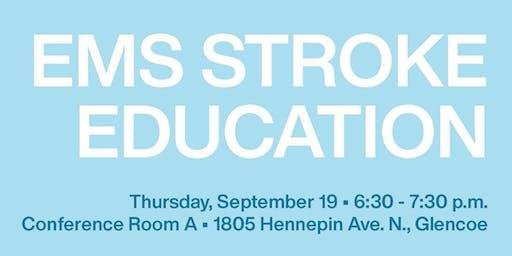 EMS Stroke Education