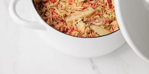 Pop-Up Somali Dinner