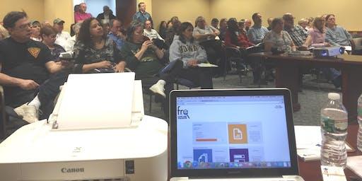 2019 Long Beach Island Flood Insurance Community Outreach
