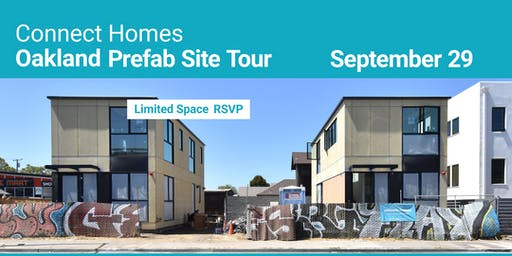 Oakland Prefab Site Tour + Discussion with Gordon Stott Co-Founder of Connect Homes