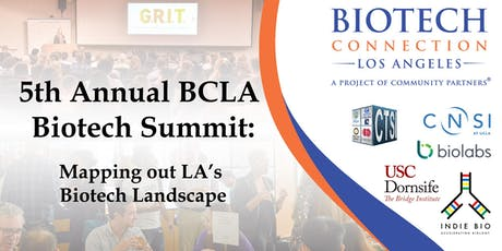 5th annual BCLA Biotech Summit tickets