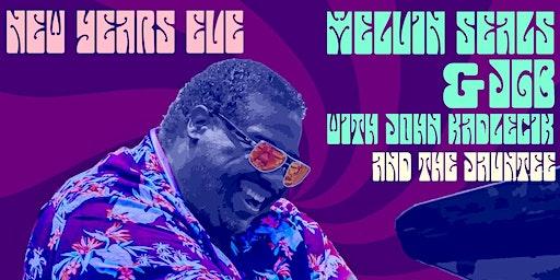 Melvin Seals & JGB w/ John Kadlecik and The Jauntee - 21+