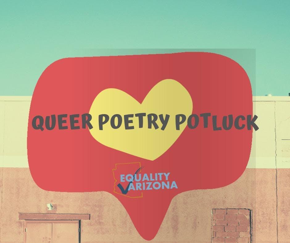 QUEER Poetry Potluck