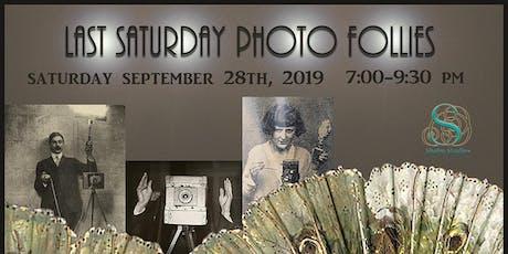 Last Saturday Photo Follies tickets