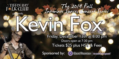Fall Intimate Concert Series: Kevin Fox tickets