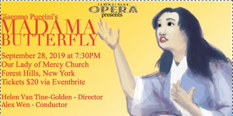 Madama Butterfly tickets