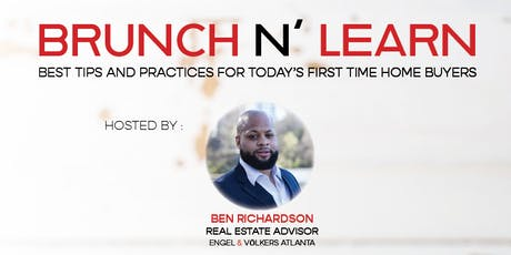 Home Buyer's Brunch n' Learn - Best Tips and Practices tickets