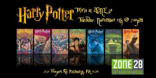 Harry Potter Trivia (Books) at Zone 28