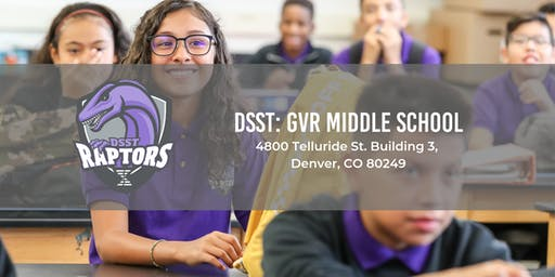 DSST: Green Valley Ranch Middle School Tours 19-20