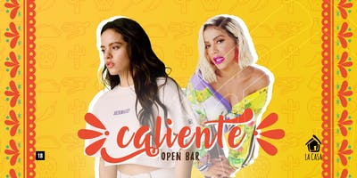 Caliente | Open Bar