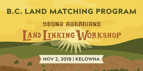Kelowna Land Linking Workshop tickets