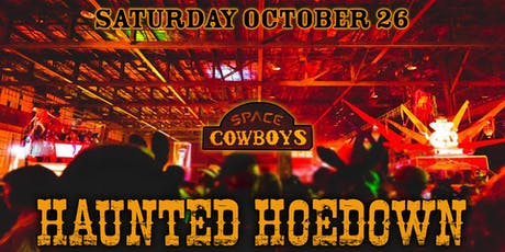 Space Cowboys Present: Haunted Hoedown with A.Skillz tickets