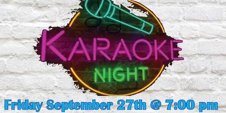 Karaoke Night FUNdraiser tickets