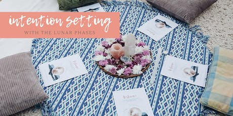 New moon sound healing with guided meditation and intention setting tickets