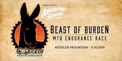 Beast Of Burden B.O.B.