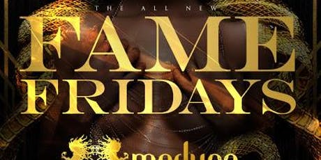 Fame Fridays at Medusa tickets