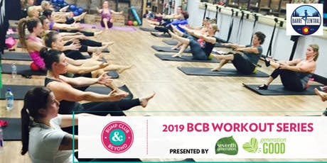 BCB Pre/Postnatal Workout at Barre Central Presented by Seventh Generation! (Denver, CO)  tickets