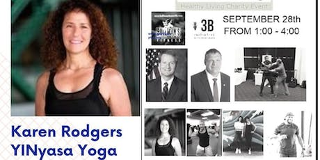 5th Annual Knoxville Fitness Challenge Charity Event tickets