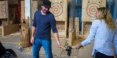 Free Axe Throwing tickets