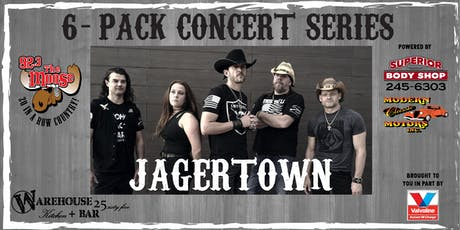 Jagertown tickets